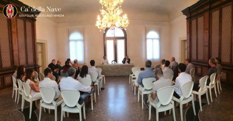 Ca della nave occasione organizzazione eventi - occasione preparazione meeting,riunioni lavoro