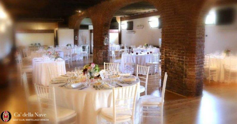 Ca della nave occasione organizzazione matrimoni - offerta location ideale per matrimonio