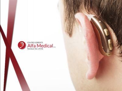 offerta centro sordita promozione apparecchi acustici alfa medical snc