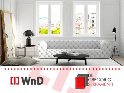 offerta finestre pvc sestri ponente vendita infissi wnd sestri ponente de gregorio serramen