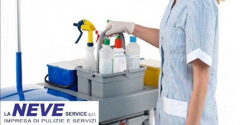 offerta impresa di pulizie a Verona - occasione pulizie professionali per appartamenti a Verona