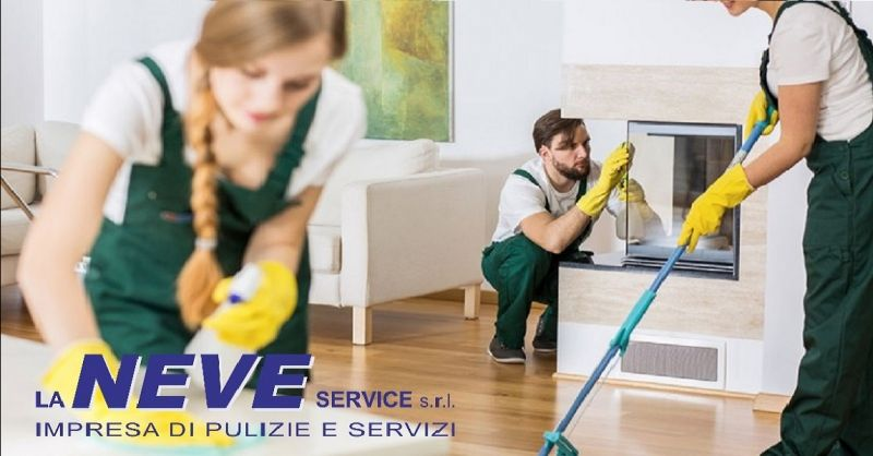 offerta servizi di pulizia per ambienti domestici - occasione servizio pulizie per privati