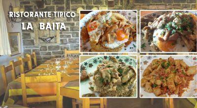 offerta ristorante di montagna sighignola promozione ristorante piatti tipici di montagna