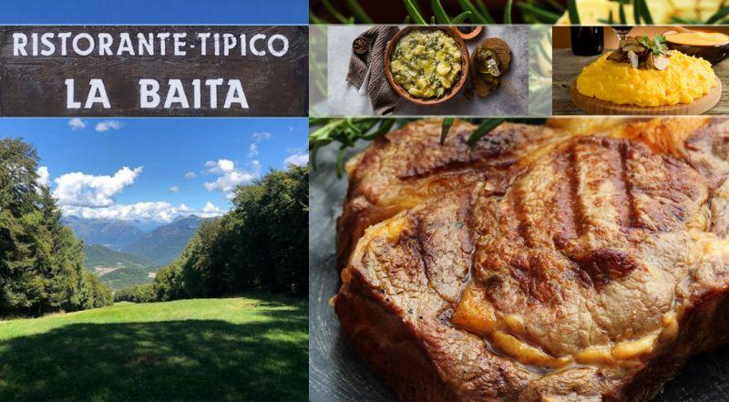 Offerta ristorante piatti tipici di montagna lanzo intelvi - promozione ristorante sciatt e pizzoccheri lanzo intelvi