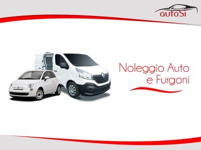 offerta noleggio auto e furgoni lungo termine torino promozione noleggio furgoni autosi
