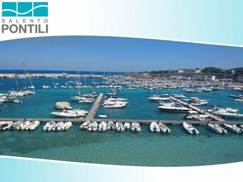 Nuova Metalmeccanica Offerta Progettazione porti e marine