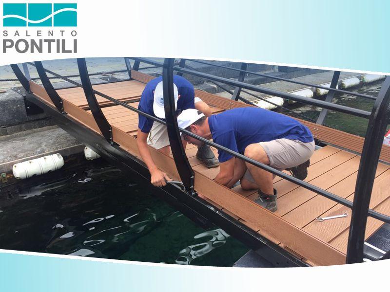 Offerta Manutenzione porti e marine - Promozione accessori ricambi porti e marine