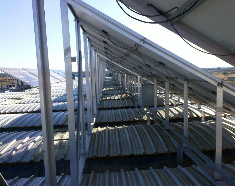 Nuova Metalmeccanica offerta per realizzazione sistemi di sostegno per pannelli solari. Scopiri