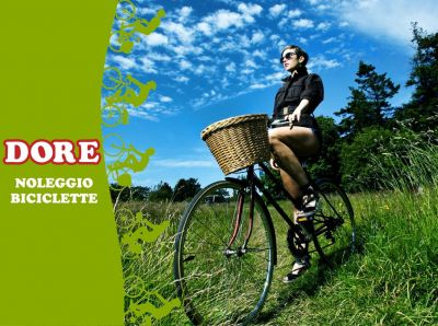 offerta noleggio biciclette giornaliero noleggio a ore dore