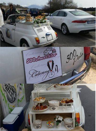 offerta autonoleggio fiat 500 napoli promozione noleggio auto depoca per cerimonie napoli