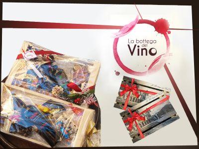 offerta cesti natalizi salerno promozione panettone natale salerno la bottega del vino