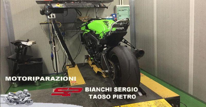 offerta riparazioni e tagliandi multimarca Verona - occasione personalizzazioni moto a Verona