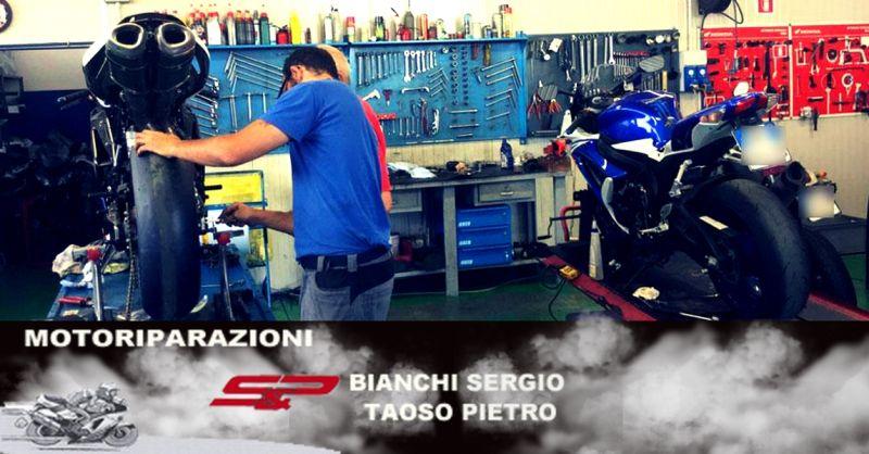 Offerta modifiche moto personalizzate Verona - occasione vendita ricambi moto originali Verona