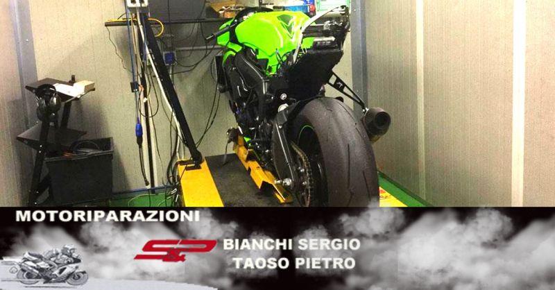Promozione servizio di assistenza e recupero moto - offerta officina preparazioni moto Verona