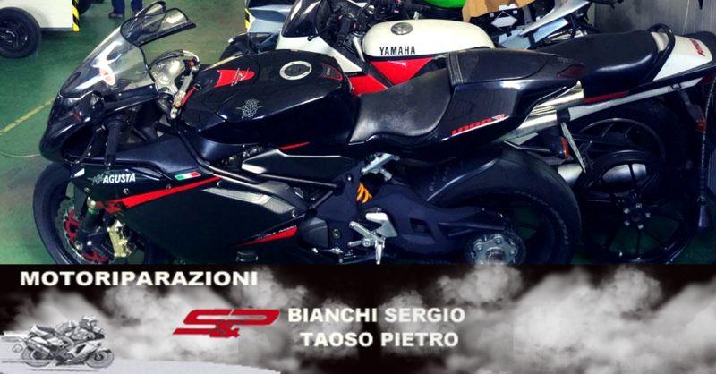 Offerta vendita centraline moto Verona - promozione centro autorizzato moto Honda Verona