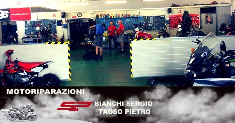 Occasione riparazione e vendita scooter Verona - Promozione vendita moto multimarca Verona