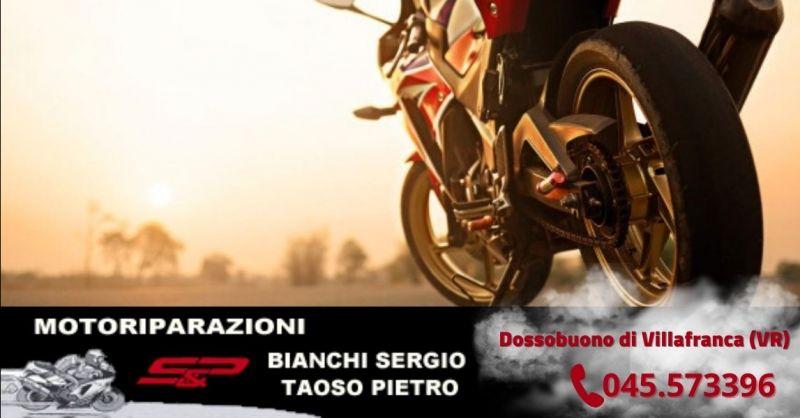 Offerta interventi su sospensioni moto Villafranca - Occasione mappatura centraline moto Verona