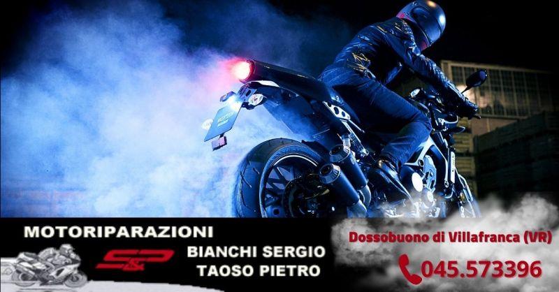 Offerta montaggio ricambi originali moto Villafranca - Occasione officina autorizzata moto Honda Verona