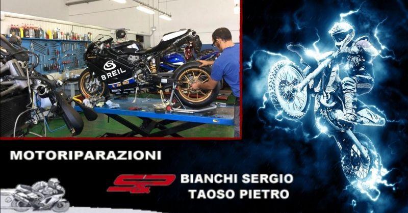Offerta officina specializzata in moto Verona - Occasione officina autorizzata Honda moto Verona