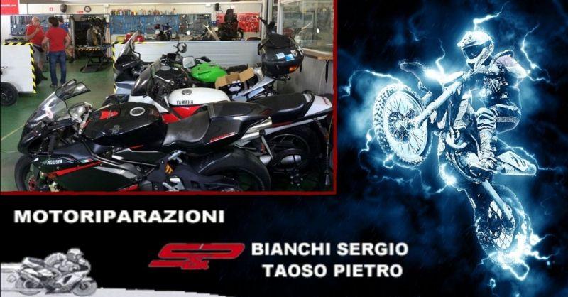 Offerta officina specializzata preparazione moto - Occasione servizio personalizzazione moto Verona