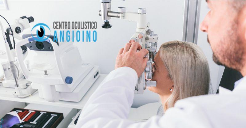 offerta terapia oculistica  napoli - occasione patologie oculari napoli