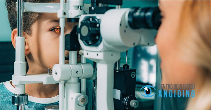 offerta visite oculistiche ed esami napoli - occasione chirurgia oculare napoli