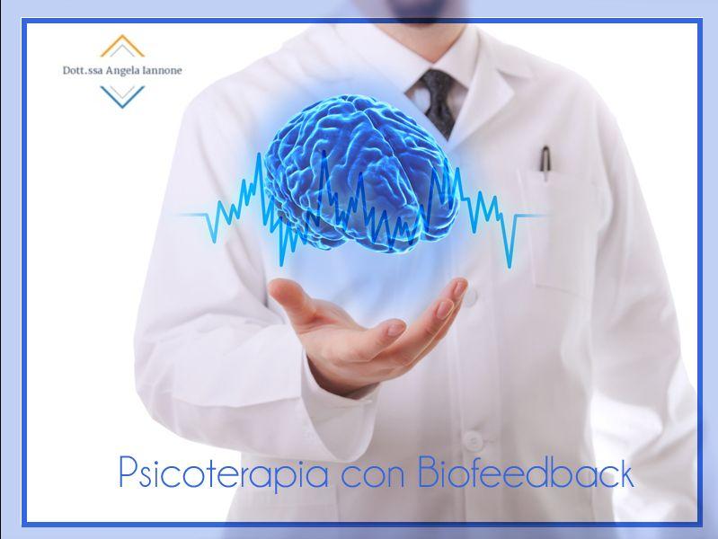 Offerta psicoterapia Salerno - Promozione Psicoterapia biofeedback - Dott.ssa Iannone Angela
