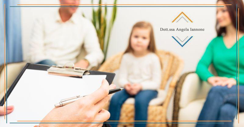 DOTTORESSA IANNONE ANGELA - offerta CTP procedimenti di affido separazioni divorzi