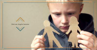 dottoressa iannone angel offerta assistenza psicologica divorzio affidamento figli