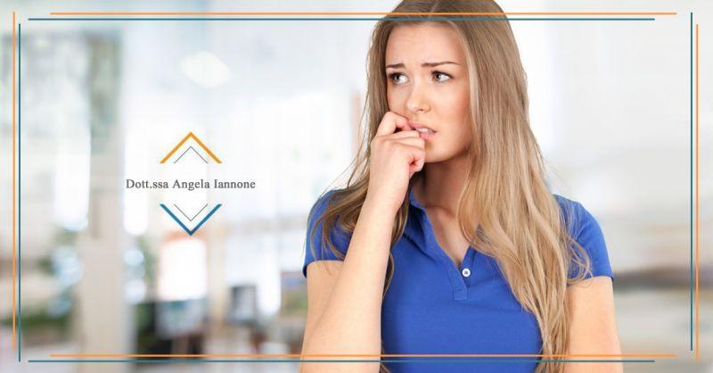 DOTTORESSA IANNONE ANGELA - offerta assistenza psicoterapia da stress e da ansia