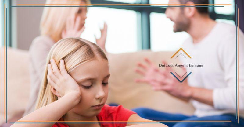 DOTTORESSA IANNONE ANGELA - offerta psicologa mediazione familiare