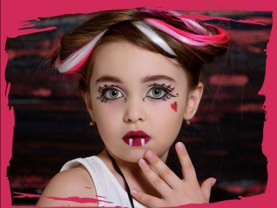 offerta serata halloween salerno promozione trucco bambini halloween idea party