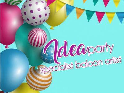 offerta baloon artist promozione allestimenti matrimoni idea party