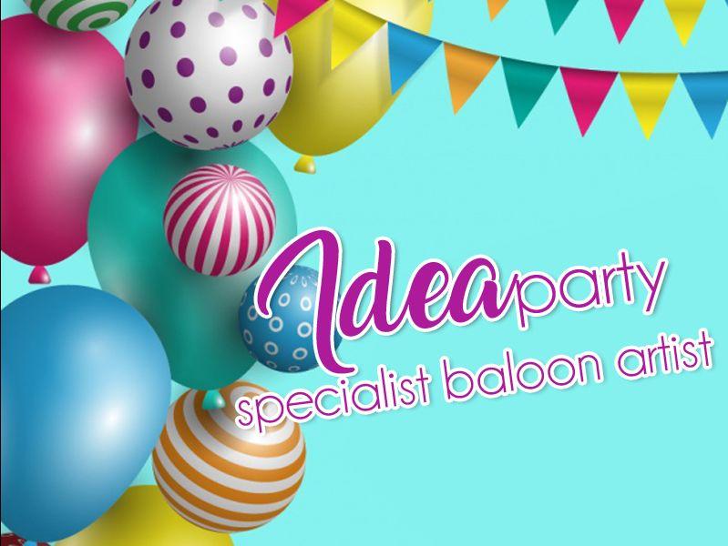 Offerta Baloon Artist - Promozione allestimenti Matrimoni - Idea Party