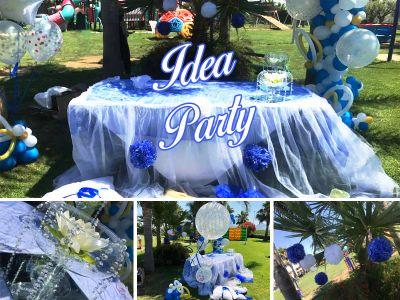 offerta servizi professionali per allestire eventi a salerno e provincia idea party