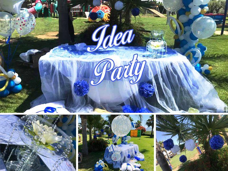 Offerta servizi professionali per allestire eventi a Salerno e provincia - Idea Party