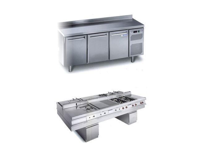 Offerta vendita Tavoli refrigeranti - Promozione vendita Grandi cucine professionali Verona