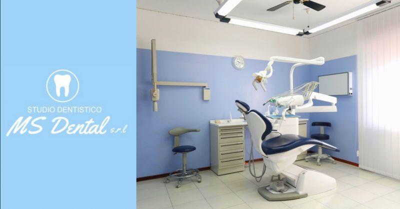 Promozione installazione protesi dentarie mobili Verona - offerta studio dentistico a Caldiero