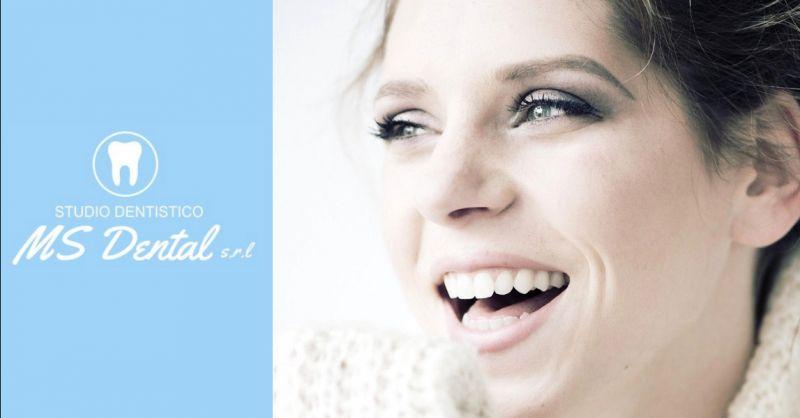Promozione dentista pulizia dei denti Caldiero - offerta trattamenti di igiene orale Verona