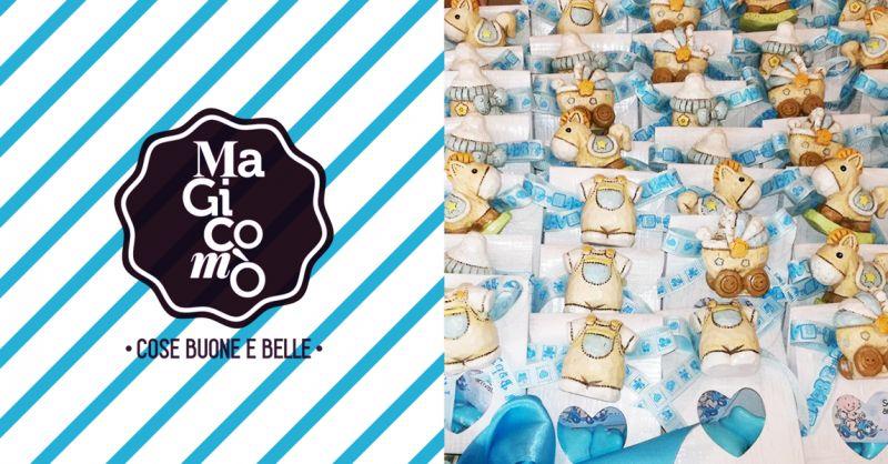 MAGICOMO - offerta bomboniere artigianali san cipriano - occasione bomboniere creative