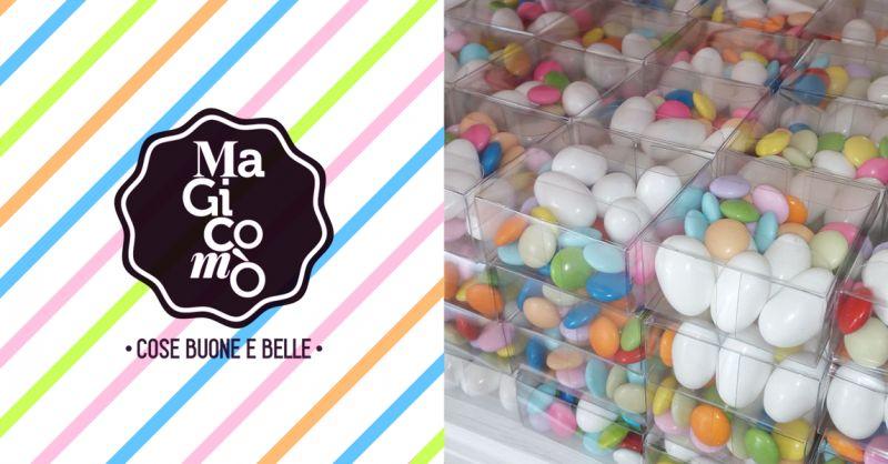 MAGICOMO offerta vendita confetti caramelle per bomboniere