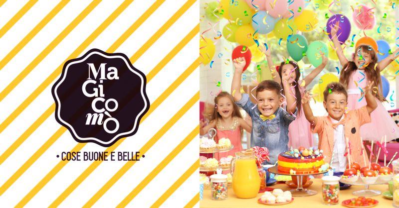 MAGICOMO offerta organizzazione feste private san cipriano salerno