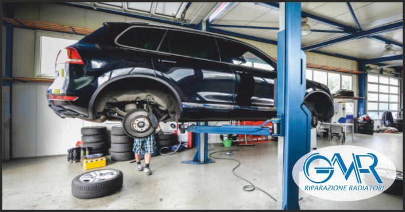 g.m.r offerta radiatori per veicoli - occasione pezzi auto d'epoca perugia