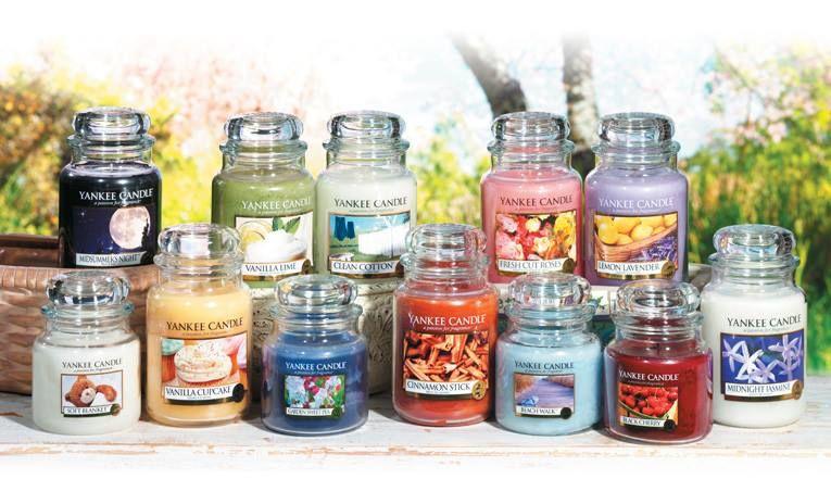 offerta candele profumate yankee osimo - occasione candele profumate yankee ancona