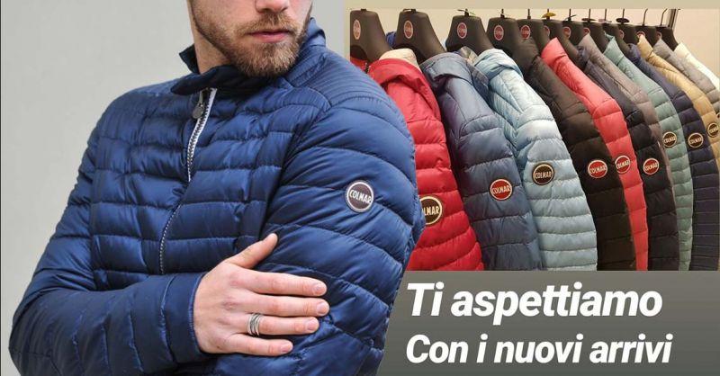 Offerta piumini estivi Colmar Vicenza - Occasione Nuova collezione Colmar Vicenza