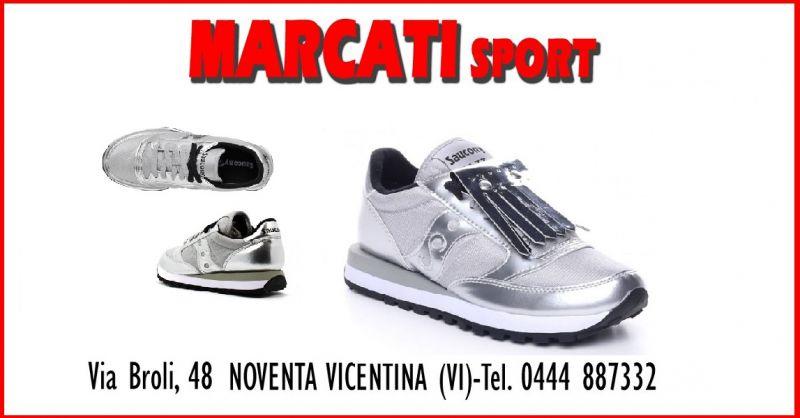 Marcati Sport - Offerta vendita scarpe sportive Saucony Noventa Vicentina provincia di Vicenza