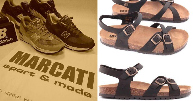 MARCATI SPORT & MODA - Offerta vendita miliori sandali artigianato vicentino bioline