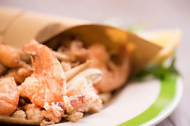 offerta Specialità cucina napoletana - occasione Specialità fritto misto Cucina a base di pesce