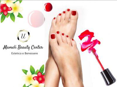 offerta semipermanente mani e piedi mameli beauty center