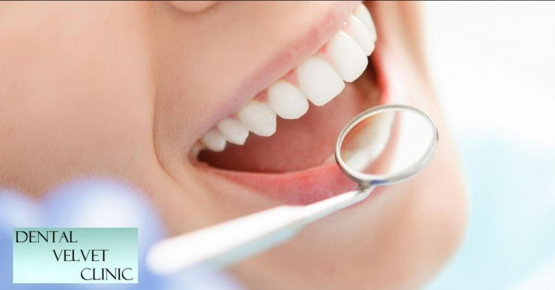 Dental Velvet Clinic offerta chirurgia e implantologia  mininvasiva - occasione dentista Gonars